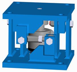 Mounting Kit, 0.5~30t Capacity product image