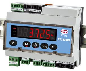 PT210DIN DIN Rail product image